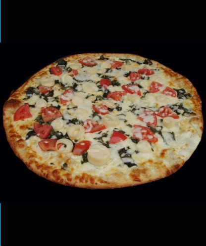 Bianco Especial New York Style pizza